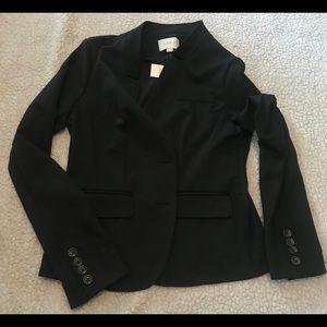Black blazer jacket from loft